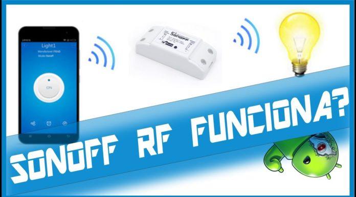 Como usar Sonoff RF