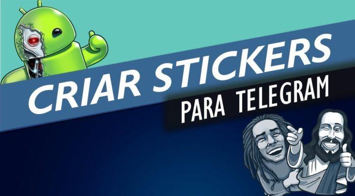 Como Criar Stickers no Telegram