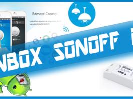 unbox sonoff rf