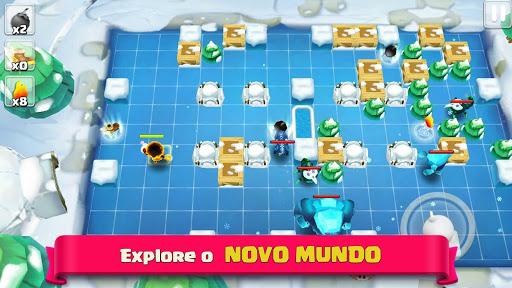 3D Bomberman Bomber Heroes - Jogo Super Boom