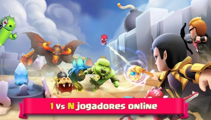 3D Bomberman: Bomber Heroes - Jogo Super Boom