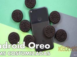 aparelhos com Android Oreo 8.0 já disponível