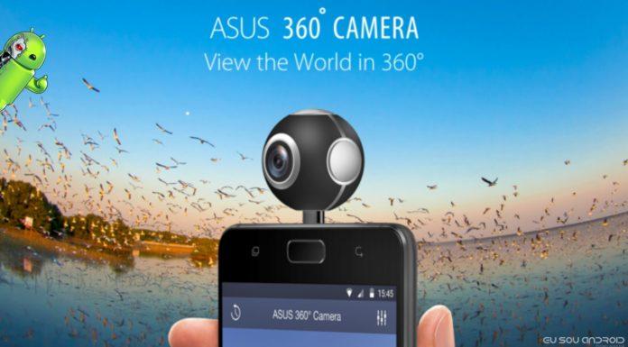 Asus lança o aplicativo para sua nova câmera 360°