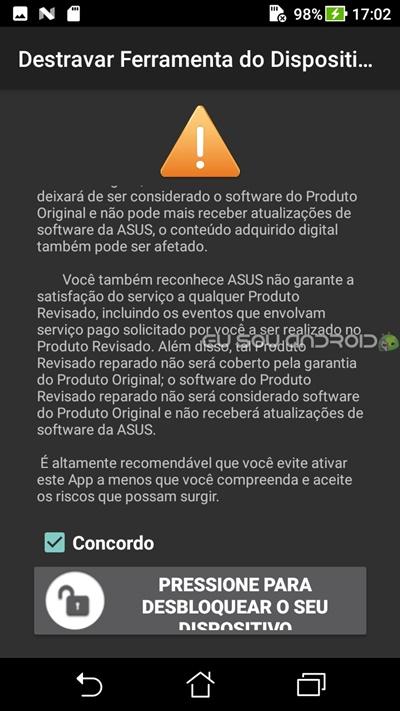 Asus Unlock Tools APK Zenfone 3 Max