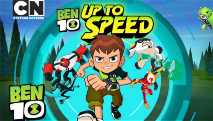 Ben 10: Velocidade Total