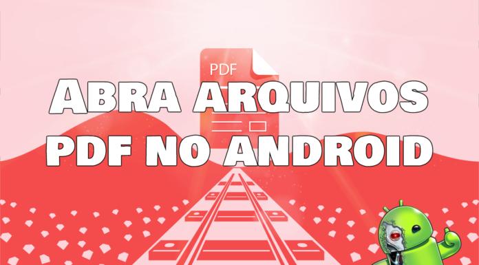 Como Abrir arquivo PDF em seu Android
