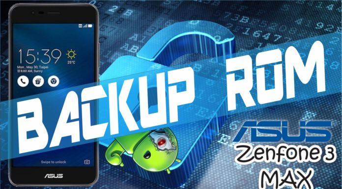 Como fazer Backup da ROM do Zenfone 3 MAX ZC520TL