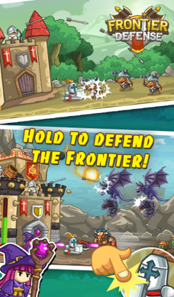 Frontier Defense - Idle Games