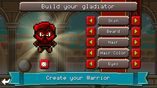 Gladiator Rising Roguelike RPG