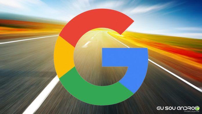 Google Fast Eu Sou Android