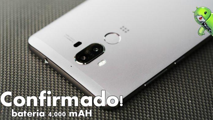 Huawei Mate 10 confirmado com bateria de 4000 mAh