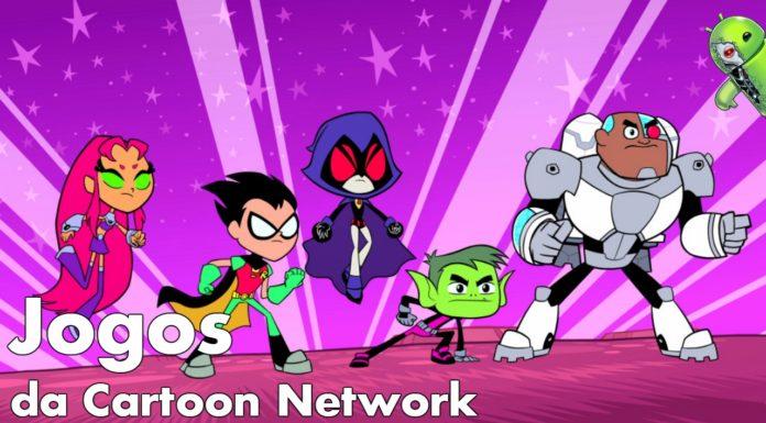 Os 10 Melhores Jogos da Cartoon Network Para Android