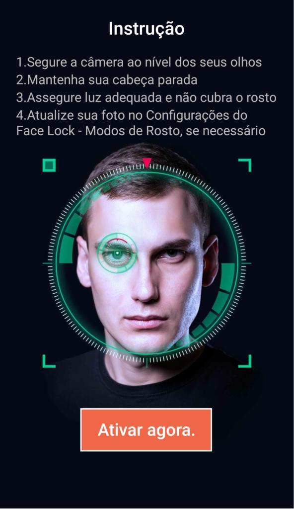 Proteja Seus Aplicativos com Reconhecimento Facial