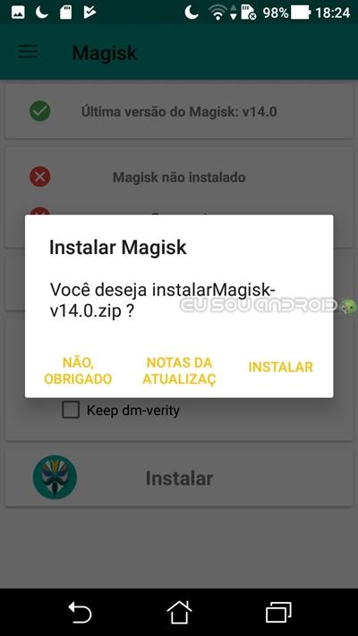 ROOT Zenfone 3 MAX Magisk Android 7.0