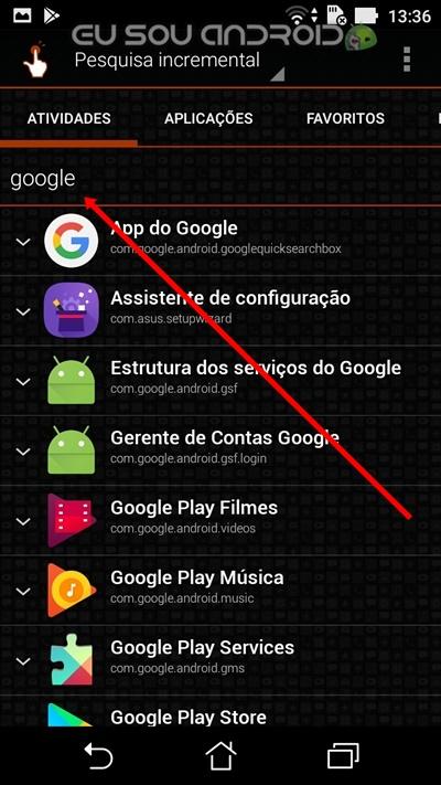 Remover Conta Google Zenfone 3 MAX ZC520TL
