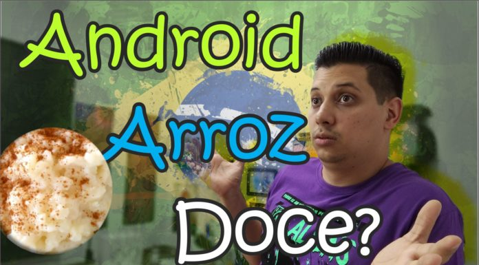 Se o Android tivesse sido criado por BRASILEIROS e suas Versões