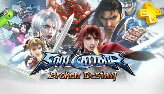 Soul Calibur - Broken Destiny