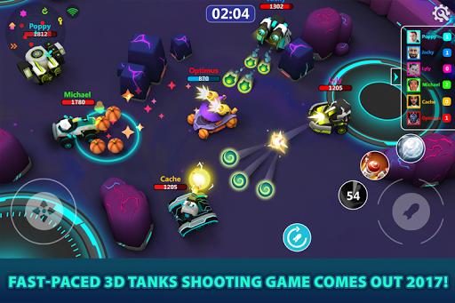 Tank Raid Online 3D Tanque de Guerra
