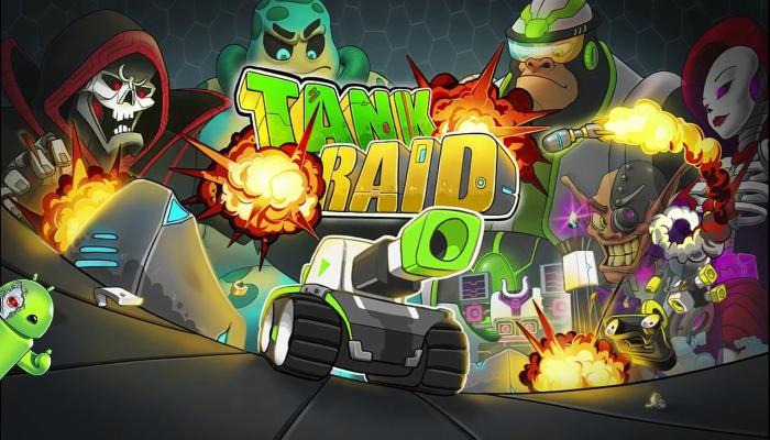 Tank Raid Online 3D: Tanque de Guerra