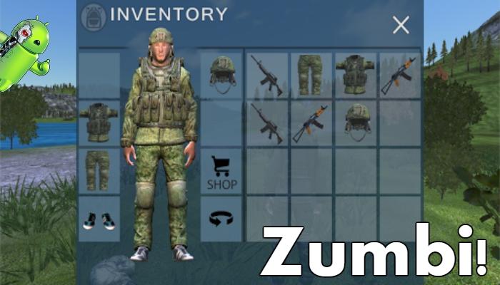 Zumbi!