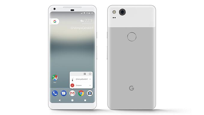 Diferenças entre o Google Pixel 2 e o Google Pixel 2 XL