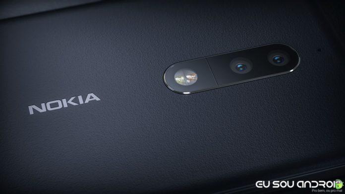 Novos aparelhos da Nokia