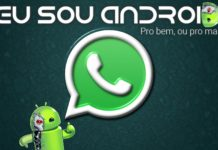 whatsapp eu sou android