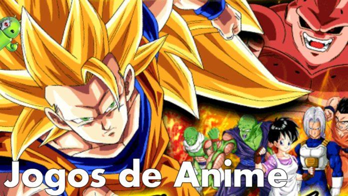 10 Melhores Jogos de Anime Para Android