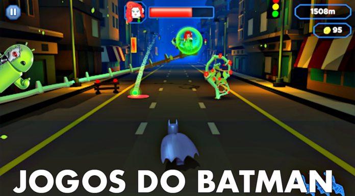 5 Melhores Jogos do Batman para Android