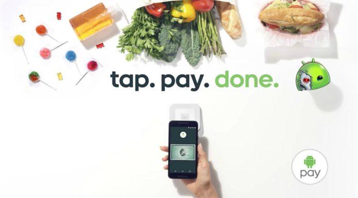 Android Pay Chega Oficialmente ao Brasil