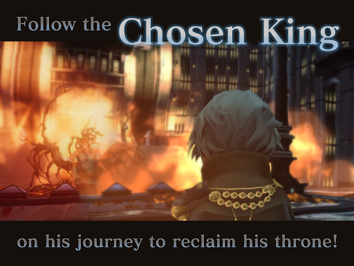 Final Fantasy XV Pocket Edition Está Disponível Para Pré-Registro