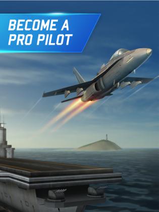 Flight Pilot Jogo de Avião - Simulator Grátis