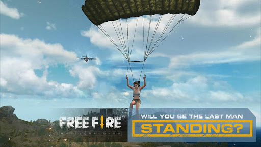 Free Fire - Battlegrounds