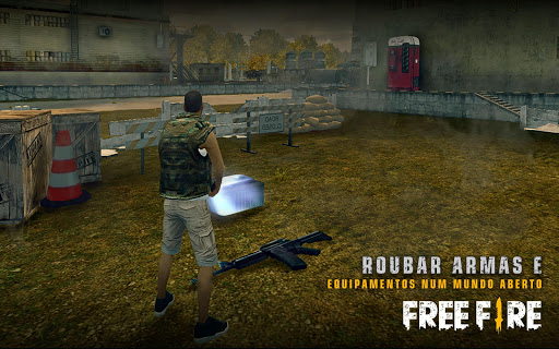 Free Fire: Battlegrounds