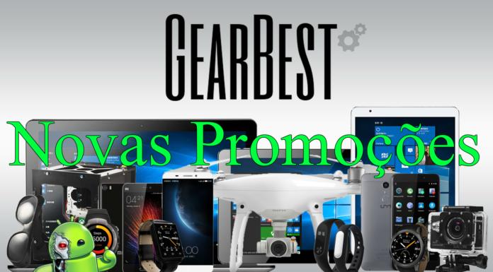 Promoções GearBest
