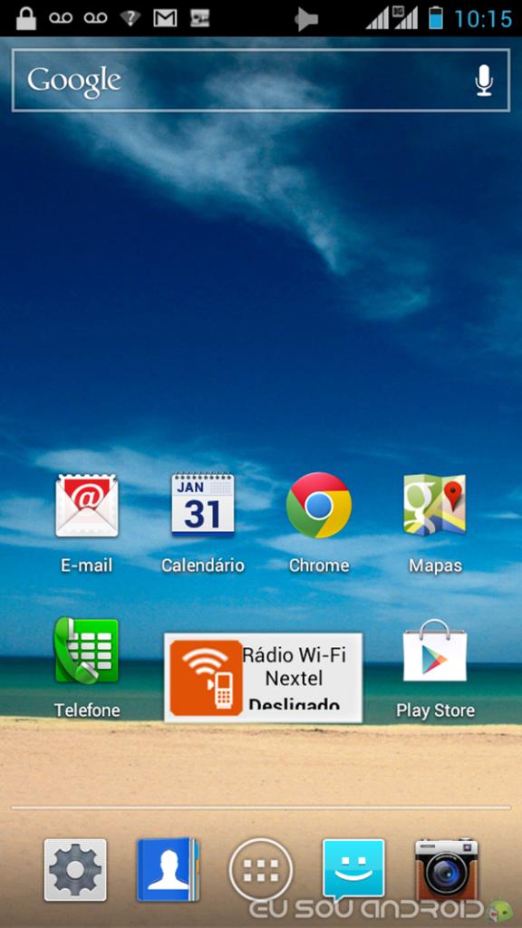 Iron Rock XT626 Android 4.0.4 com iDEN e 3G (7)