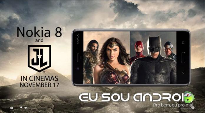 Nokia lança trailer exclusivo de Liga da Justiça! Veja agora! Eu sou android