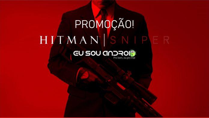 OFERTA Hitman Sniper DE GRAÇA na Google Play!