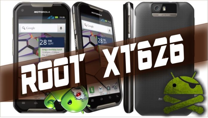 Root Iron Rock XT626 Android 4