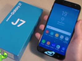 Review - Galaxy J7 (2017)