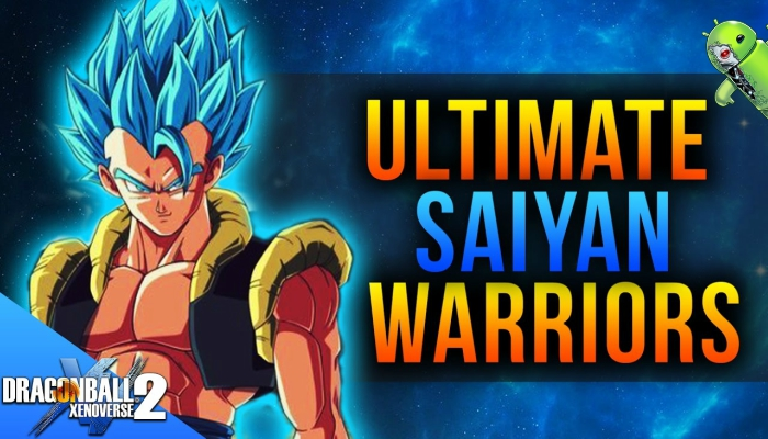 Saiyan Ultimate : Xenoverse Warriors
