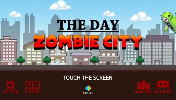 The Day - Zombie City