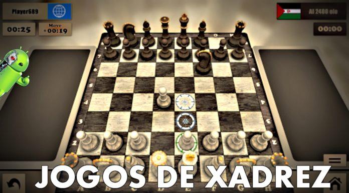 Top 5 Jogos de Xadrez para Android