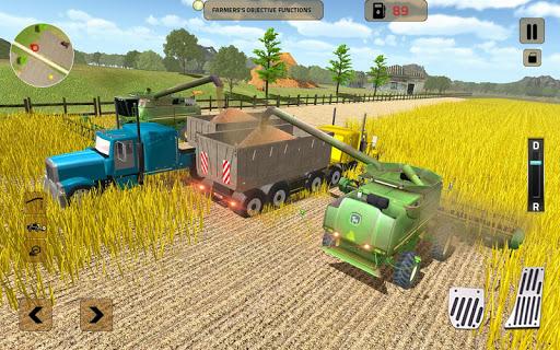 Tractor Farming Sim 2017