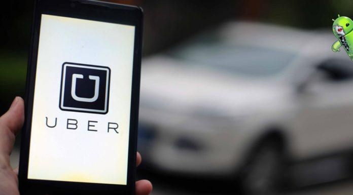 Uber traz localização em tempo real
