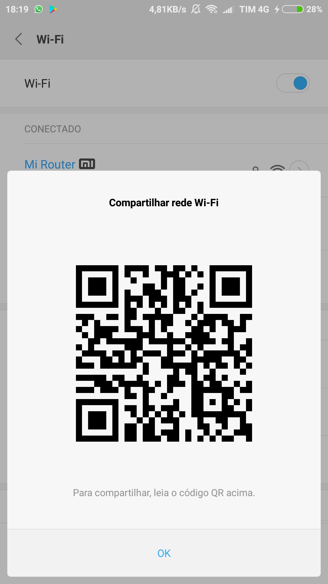 Como ver as Senhas de Wi-Fi Salvas em seu Xiaomi