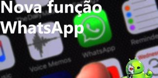 WhatsApp está testando nova forma de enviar mensagens de voz! capa