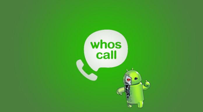 Quem Está Ligando com Whoscall