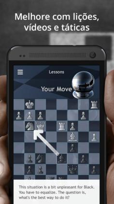 Xadrez - Jogue & Aprenda
