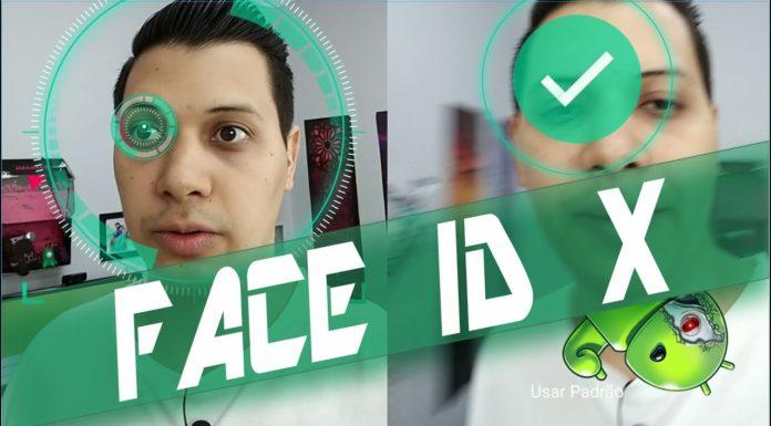 Reconhecimento Facial Iphone X no Android